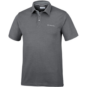 Columbia Nelson Point Polo Homme, shark